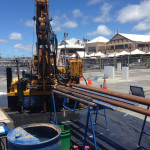 Barrack Street Jetty Perth Geotechnical Investigation